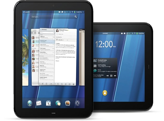 Tablet HP Touchpad terá nova venda por US$ 99