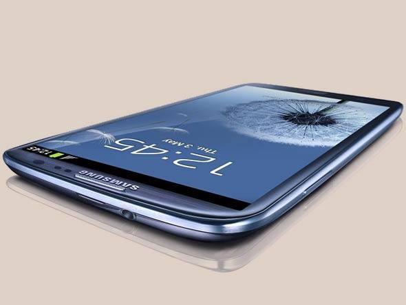 Samsung Revela Novo Galaxy S III Para Rivalizar Com IPhone